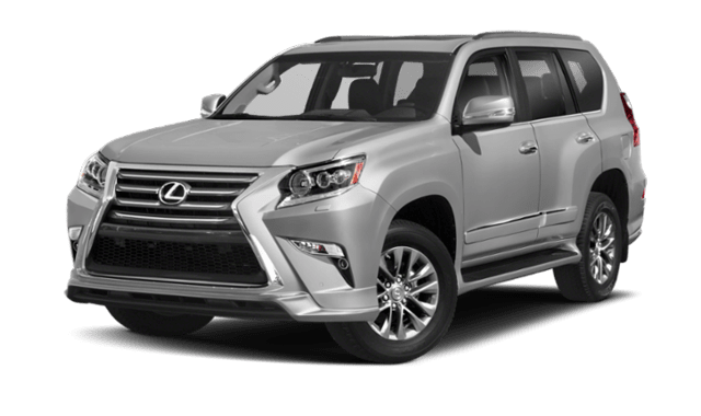 2019 Lexus GX 460 4WD