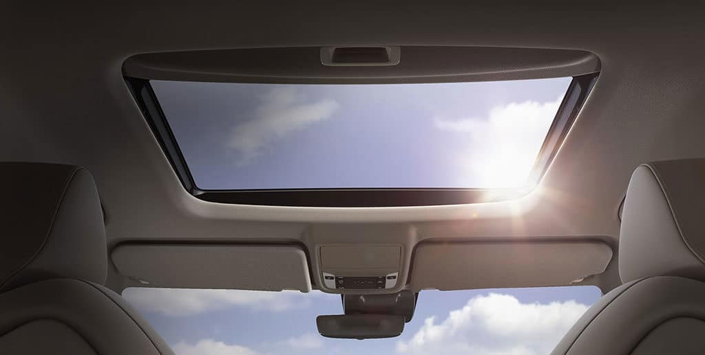 What S The Difference Between A Sunroof And Moonroof Findlay Acura