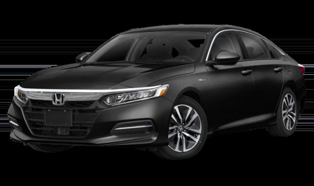 Black 2020 Honda Accord
