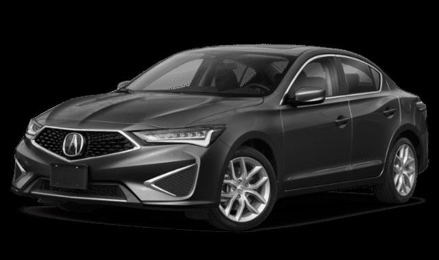 Dark Gray 2019 Acura ILX
