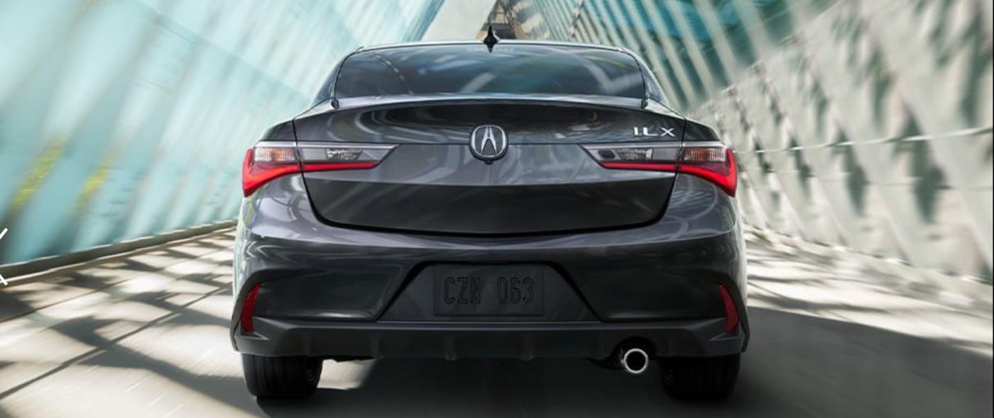 Gray 2020 Acura ILX