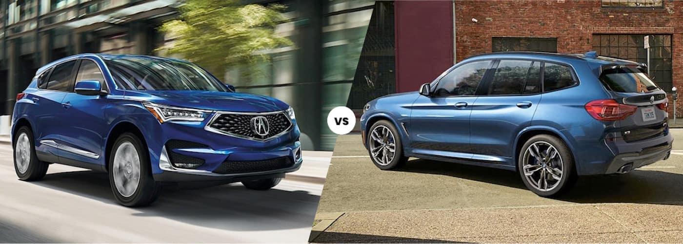RDX vs BMW X3