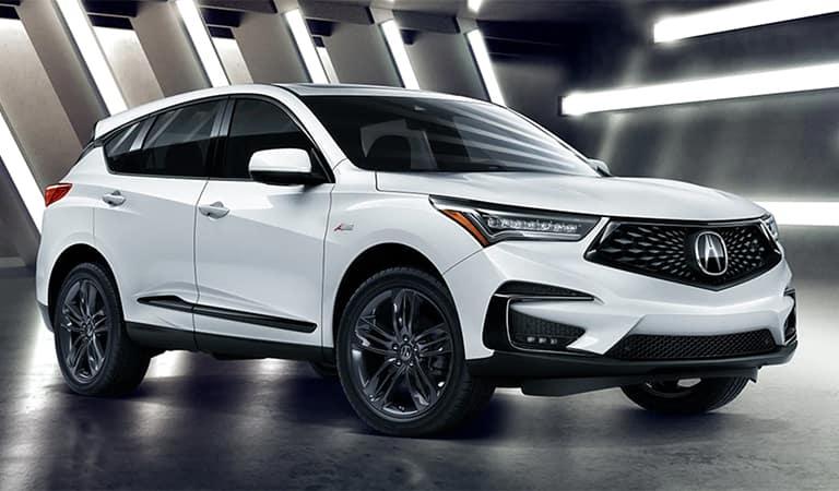 New 2021 Acura RDX Henderson NV