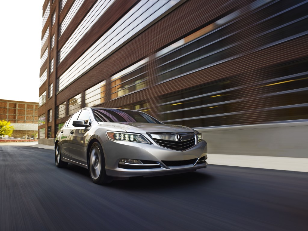 2016 RLX SH-AWD Tech Hybrid Lease