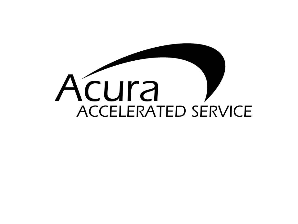Acura Accelerated Service Logo