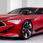 Acura Precision Concept Car