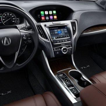 2018 Acura TLX Interior Dash