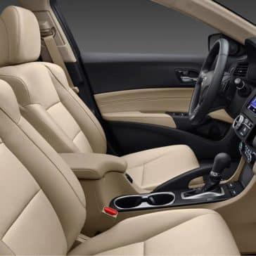 2018 Acura ILX Interior Front Seats