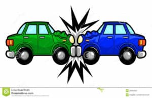 Car Crash Cartoon