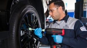 Acura Tech Wheel Lug