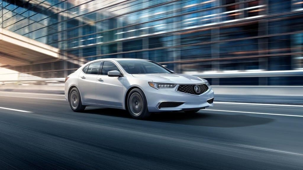 Acura TLX Vs BMW Series Performance And Price - 2018 acura tlx price