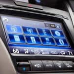 GPS-Linked Climate Control