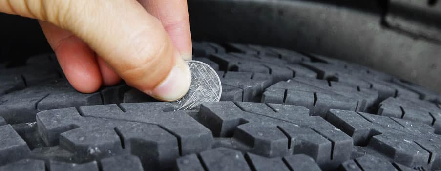 Measure Tread Depth