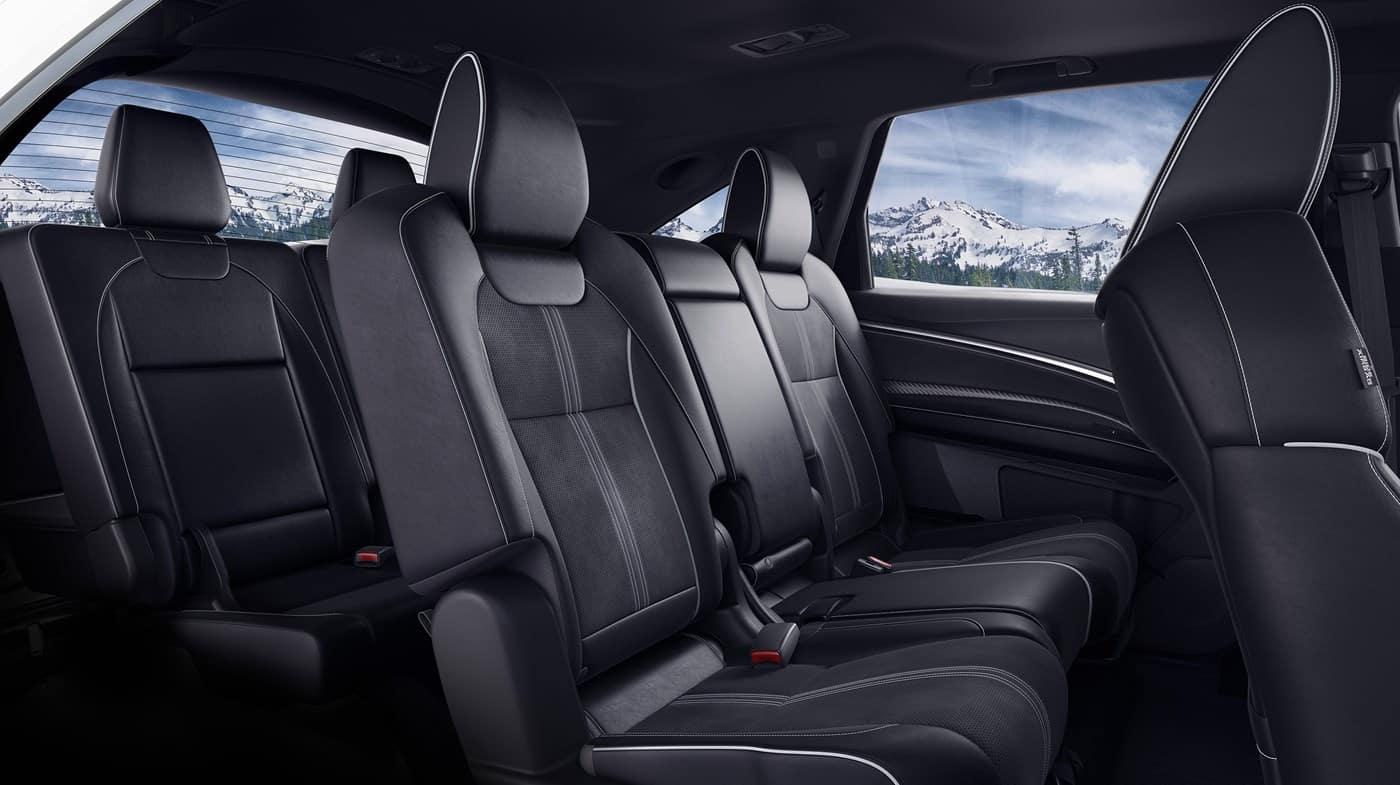 2019 Acura MDX Interior
