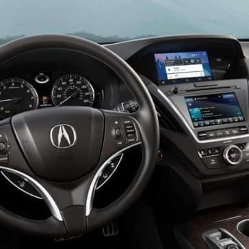 2019 Acura MDX Interior Features