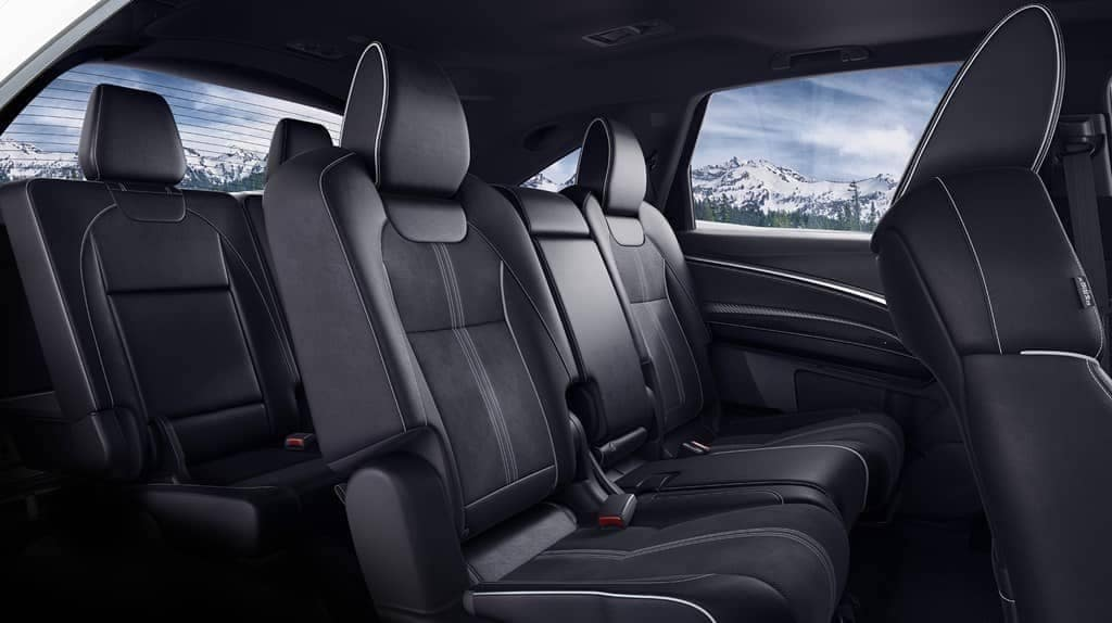 2019 Acura MDX Interior Seating