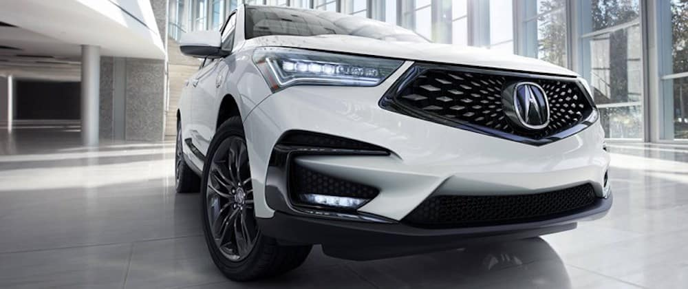 2019 Acura Rdx Advance Package First Acura Seekonk