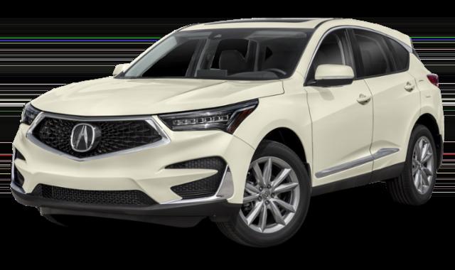 2019 Acura RDX copy