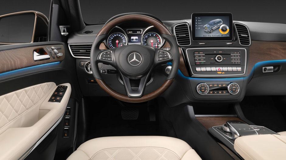 Jump Into A New 2018 Mercedes Benz Gls Suv Fj Imports