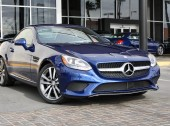 Escape with Style: All-New 2017 Mercedes-Benz SLC