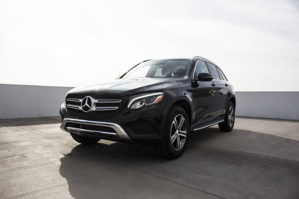 FJ Imports Mercedes-Benz GLC 2017
