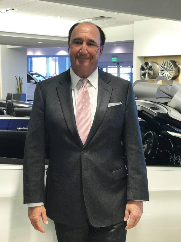 Steve Kaplan Fletcher Jones Imports