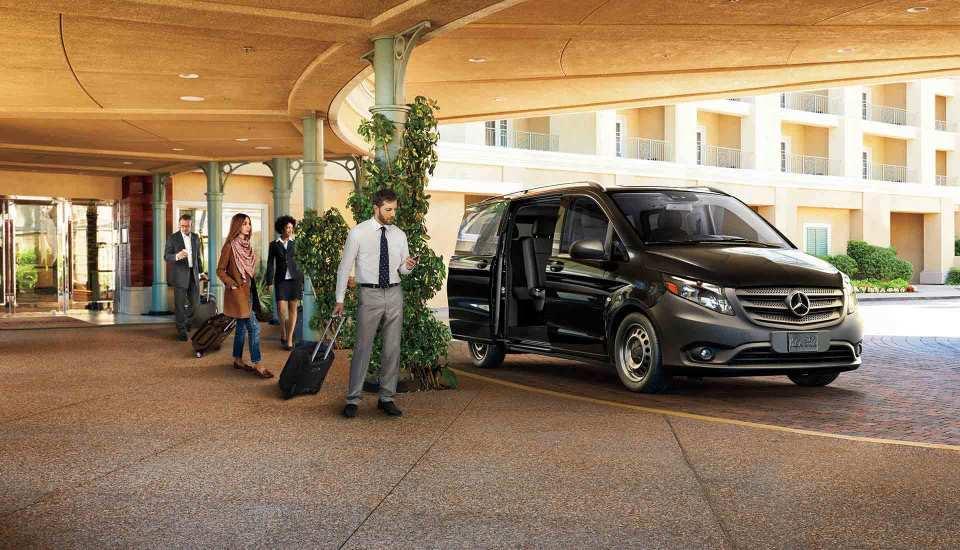 Metris van upfitting and customization in las vegas for Mercedes benz dealership las vegas