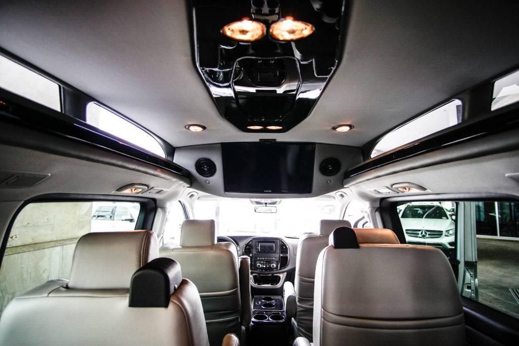 Customize Your Mercedes Benz Sprinter Or Metris Fletcher Jones Imports