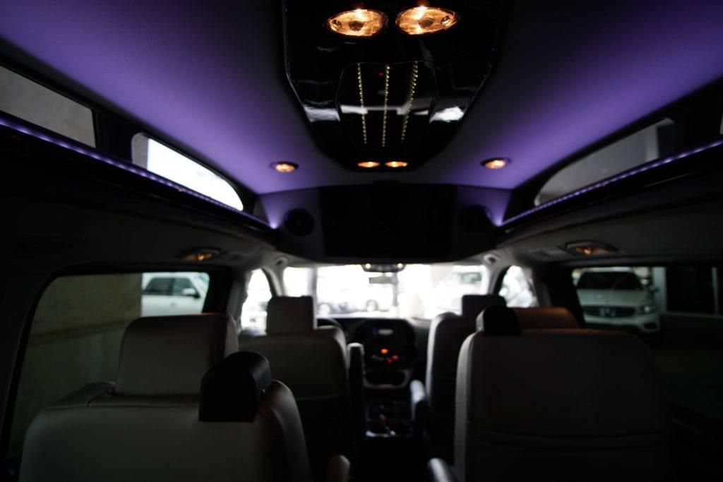 Interior Sprinter Dark