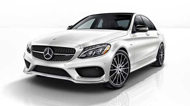 Cruise The Highways In A New 2018 Mercedes Amg 174 C 43 Sedan