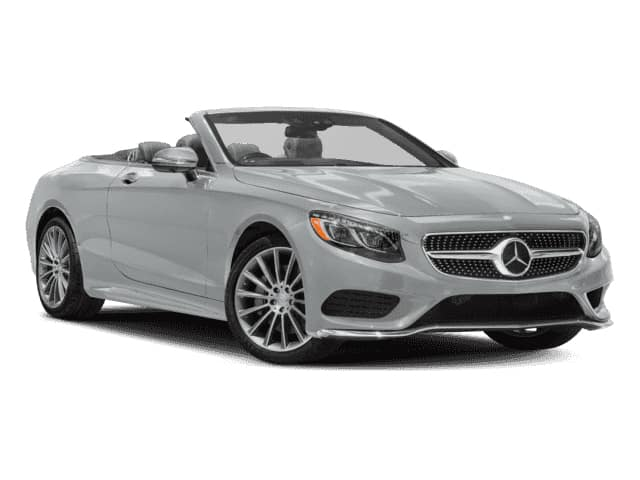 Mercedes-Benz S 550 Convertible