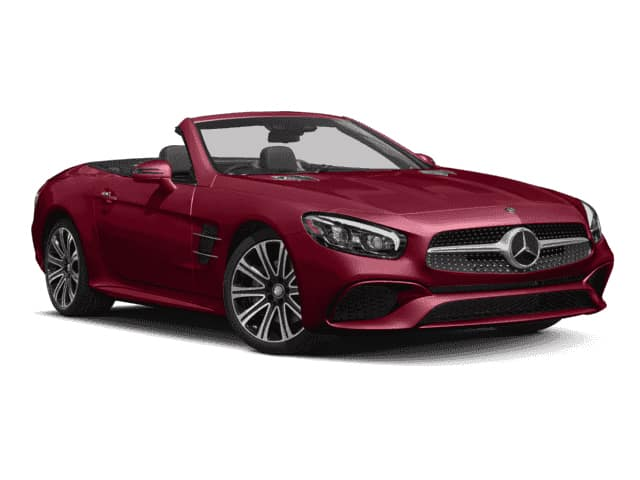 Mercedes-Benz SL 450 Convertible