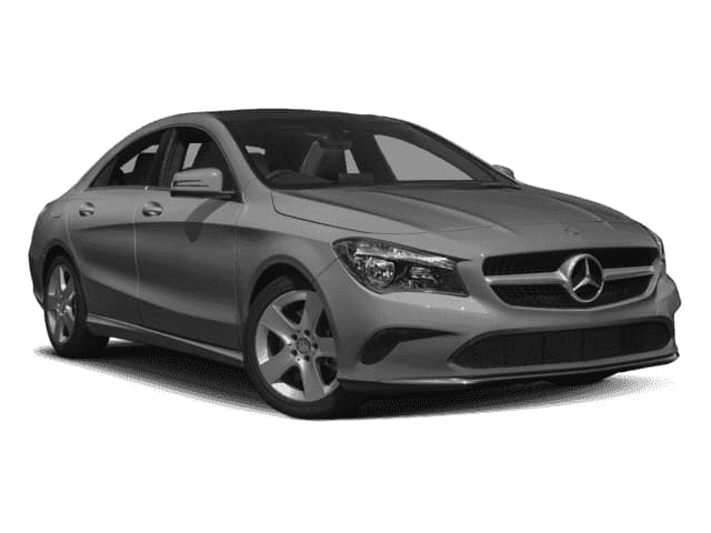 Mercedes-Benz CLA 250 Coupe