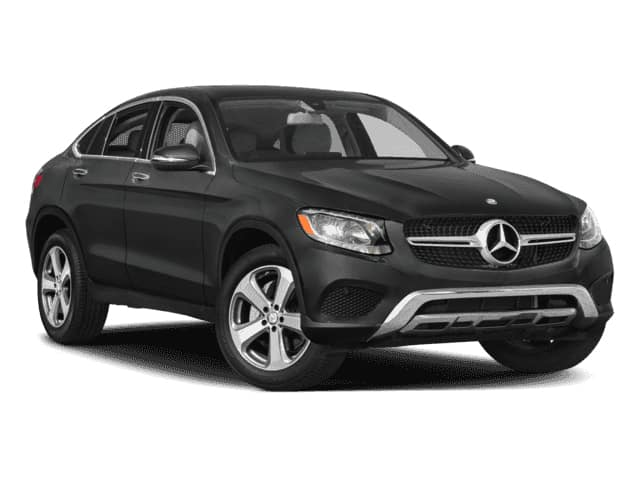 Mercedes-Benz GLC 300 Coupe