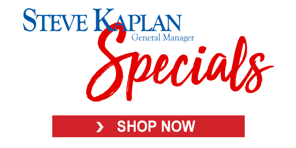 Manager Specials!