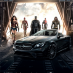 justice league and Mercedes Benz