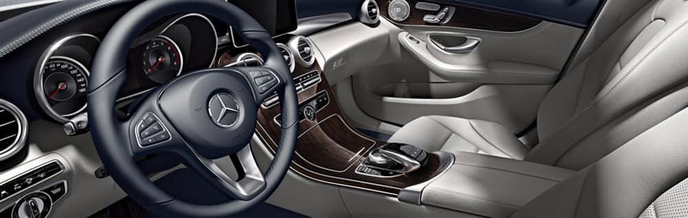 Mercedes Benz C 300 Interior Features