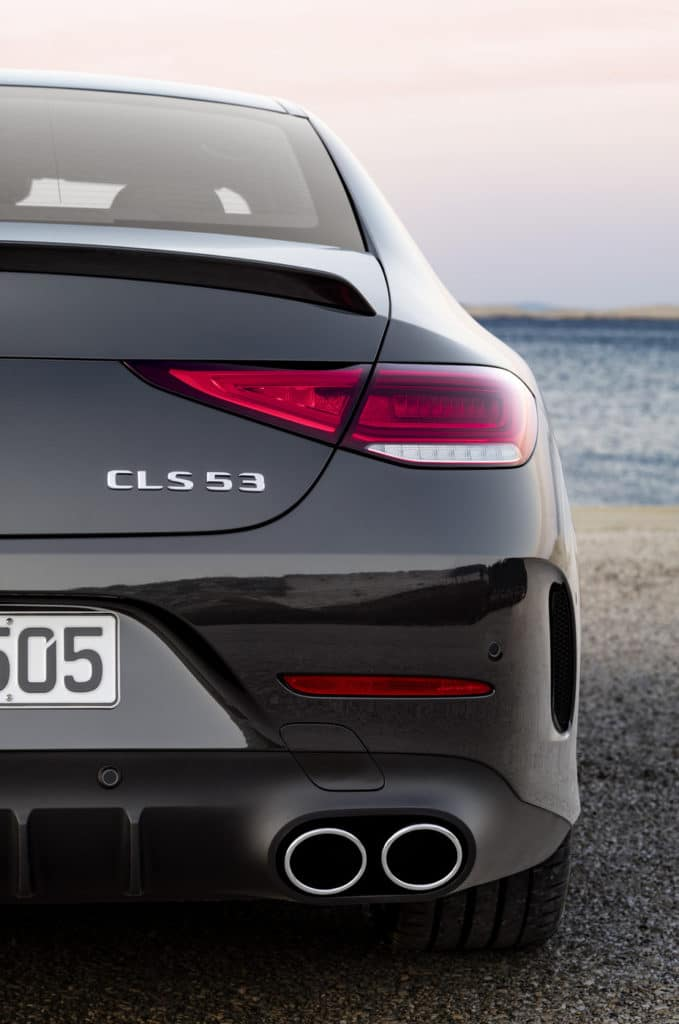 Rear Badge Image of Mercedes-Benz CLS 53