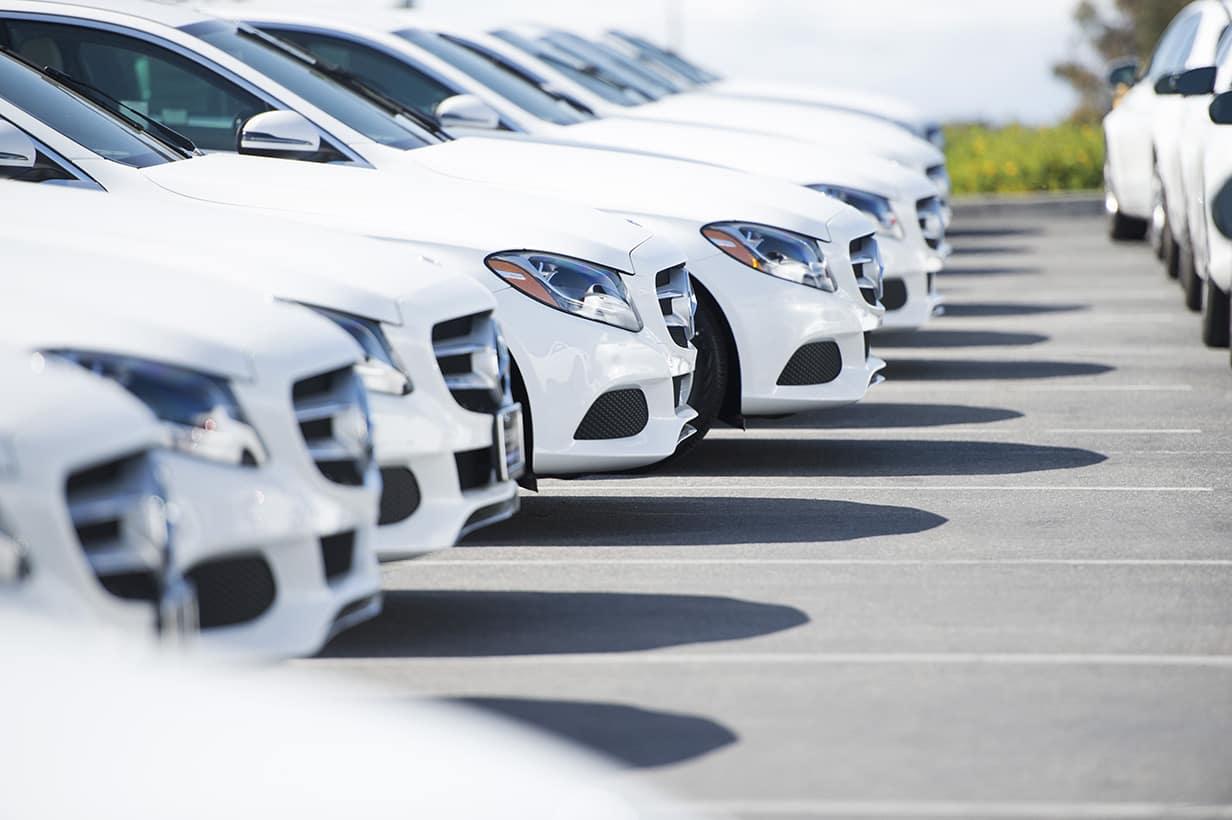 Fletcher Jones Imports Loaner Vehicles