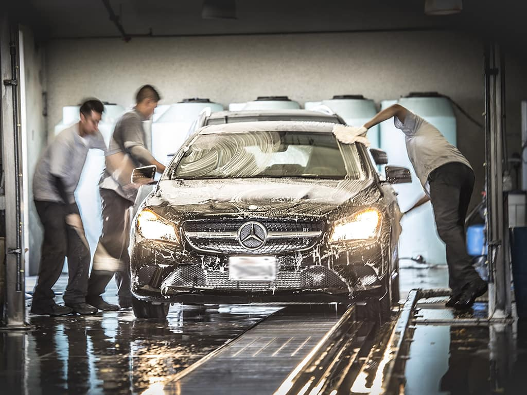 Preferred Owners Benefits Car Wash