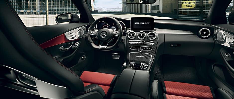 2018 Mercedes-Benz AMG C-Class