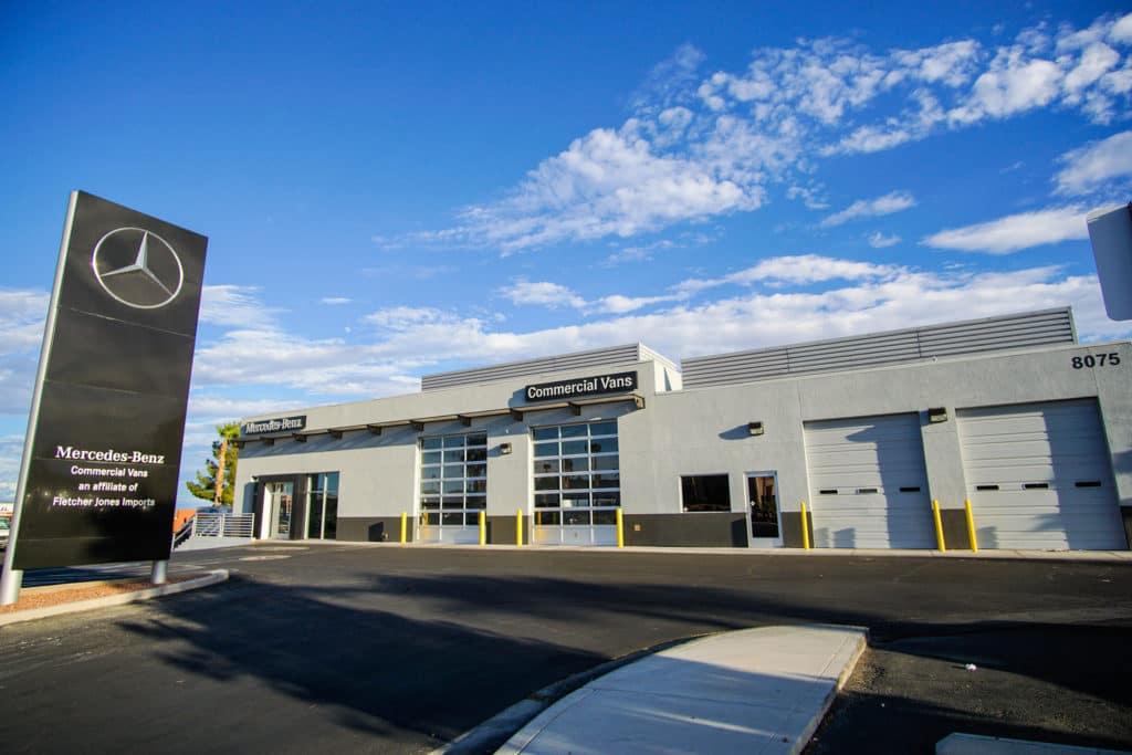 Sprinter Service Center FJ Imports