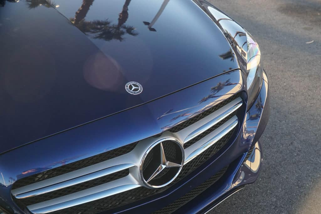 Mercedes-Benz Executive Demo Savings