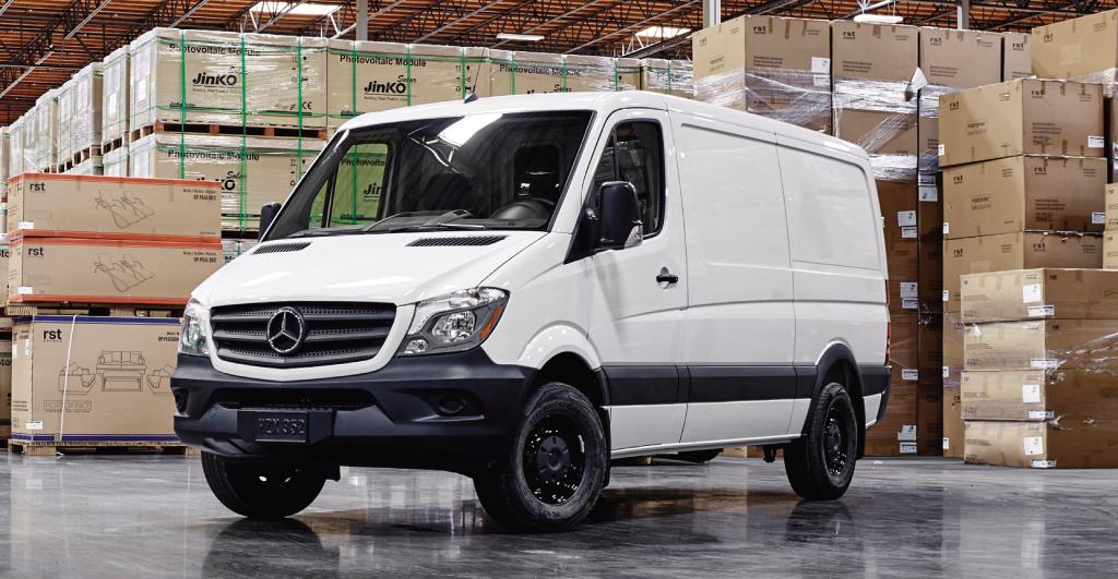 2018 Sprinter Van Extended Limited Warranty