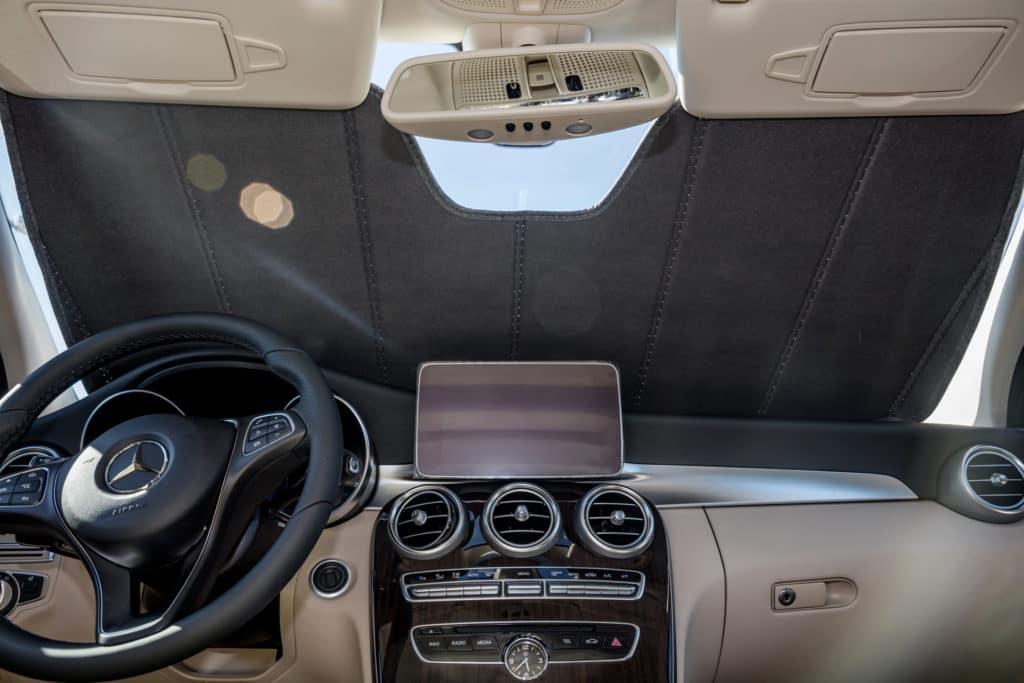 Mercedes-Benz Sunshade