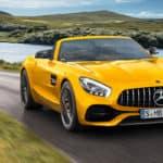 2019 Mercedes-AMG® GT S Roadster