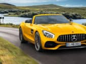 2019 Mercedes-AMG® GT S Roadster Preview