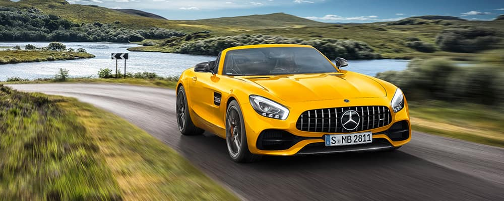 2019 Mercedes-AMG® GT S Roadster