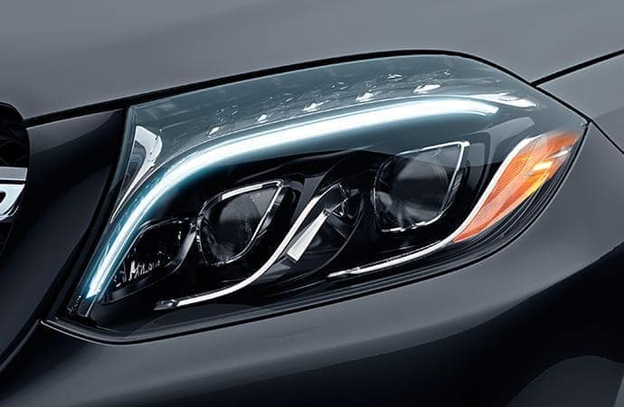 2019 Mercedes-Benz GLS Headlight