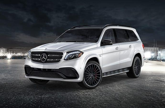 2019 Mercedes-Benz GLS SUVs